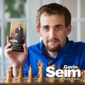 Gavin Seim - Liberty Speaker