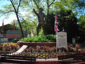 George Washington Was Here! Kennywood