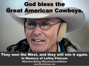In Memory of LaVoy Finicum