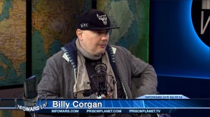 Billy Corgan Warns of Weaponized Zombies - Full Interview