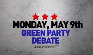 2016 Green Party Debate