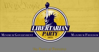 Libertarian presidential candidates face off in RT-hosted debate