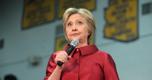 Clinton Renews Attack on Second Amendment
